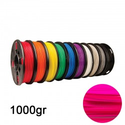 Flashforge PLA 1.75mm Pembe Filament - 1Kg