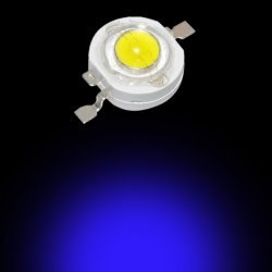 3W Power Led Royal Mavi - Royal Blue