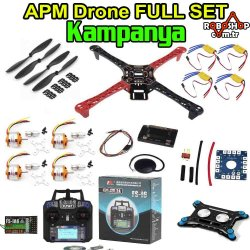 F450 Drone - Quadcopter APM FULL Seti