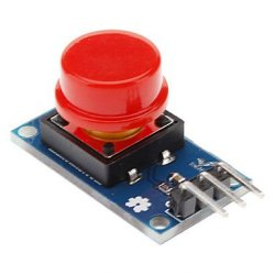 Arduino Push Buton Switch Modülü