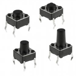 6x6 10mm Tact Switch Buton