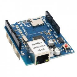 Arduino Ethernet Shield - Wiznet W5100