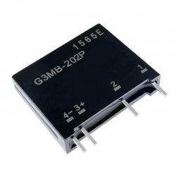 24V SSR Omron Solid State Röle G3MB-202P